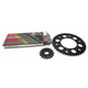 Natural Yamaha 530GXW Chain and Sprocket Kit  - 4102-010E