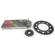 Natural Yamaha 525GXW Chain and Sprocket Kit  - 4107-150E