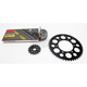 Natural Yamaha 525XSO Chain and Sprocket Kit  - 7062-080E