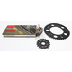 Natural Triumph 530GXW Chain and Sprocket Kit  - 7103-090E