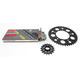 Natural BMW 525GXW Chain and Sprocket Kit - 9101-120E