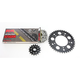 Natural Aprilla 525GXW Chain and Sprocket Kit - 8101-110E