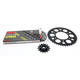 Natural Ducati 520XSO Chain and Sprocket Kit  - 6061-080E