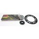 Natural Honda 520XSO Quick Acceleration Kit w/Steel Sprockets - 1062-039P