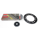 Natural Honda 520GXW Quick Acceleration Chain with Steel Sprocket  - 1102-089P