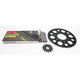 Natural Kawasaki 520XSO Quick Acceleration Chain with Steel Sprocket - 2062-109P