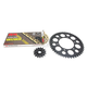 Gold Yamaha GB520XSO Quick Acceleration Chain with Steel Sprocket - 4067-039PG