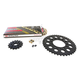 Gold Kawasaki GB520GXW Chain and Sprocket Race Kit  - 2108-118DG