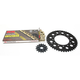Gold Suzuki GB520XSO Chain and Sprocket Race Kit - 3066-118DG