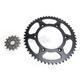 Enduro 520VX2 Gold Chain and Sprocket Kit - MXQ-002OEM