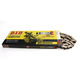 MX Racing 520DZ2 Gold Chain and Sprocket Kit - MXK-0060EM+1