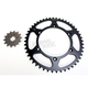 Dual Purpose 520VX2 Gold Chain and Sprocket Kit - MXK-0070EM