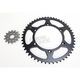 Dual Purpose 520VX2 Gold Chain and Sprocket Kit - MXK-0090EM
