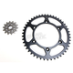 Dual Purpose 520VX2 Gold Chain and Sprocket Kit - MXK-011OEM