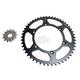 Enduro 520VX2 Gold Chain and Sprocket Kit - MXK-012OEM