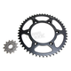 Enduro 520VX2 Gold Chain and Sprocket Kit - MXT-002OEM