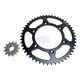 Enduro 520VX2 Gold Chain and Sprocket Kit - MXT-009OEM