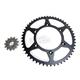 Enduro 520VX2 Gold Chain and Sprocket Kit - MXT-012OEM