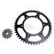 Enduro 520VX2 Gold Chain and Sprocket Kit - MXS-004OEM