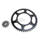 Dual Purpose 520VX2 Gold Chain and Sprocket Kit - MXS-005OEM