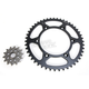 Dual Purpose 520VX2 Gold Chain and Sprocket Kit - MXS-008OEM