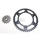 Dual Purpose 520VX2 Gold Chain and Sprocket Kit - MXS-009OEM