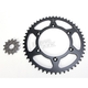 Enduro 520VX2 Gold Chain and Sprocket Kit - MXY-006OEM
