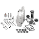 Universal Style High Volume/High Pressure Polished Billet Oil Pump Kits - 31-6302