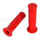 Red Domino Victor Half Waffle Grips - A09041C4200