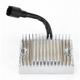 Chrome Voltage Regulator for Models w/Generator - 201117C