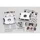 Chrome Die Cast Two-Piece Rocker Box Kit - 90-4095
