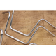 Original Ape Hanger Chrome Handlebar - 650-28315