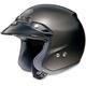 RJ Platinum Metallic Anthracite Helmet - 02-625