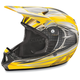 Rail Fuel Yellow Helmet