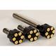 Revolver Windshield Trim Screw Kit - WTS75225-RSET-B