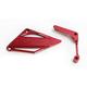 Red Case Saver/Sprocket Cover Kit - 03-04155-24