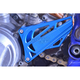 Blue Case Saver/Sprocket Cover Kit - 07-04150-25