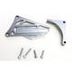 Gunmetal Case Saver/Sprocket Cover Kit - 07-04150-29