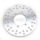 Front Brake Rotor - MD6353D
