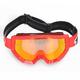 Fire Red Strata Goggle - 50410-003-02