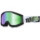 Black/Lime Strata Goggle - 50410-027-02