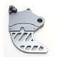 Gunmetal Rear Disc Guard - 05-04100-29