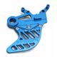Blue Rear Disc Guard - 07-04102-25