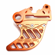 Orange Rear Disc Guard - 08-04101-28