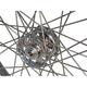 Chrome Custom Narrow 40-Spoke Star Hub - 236SH