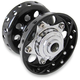 Black Custom Narrow 40-Spoke Star Hub - 236SHB