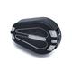 Satin Black/Machined Aluminum Maverick Pro Air Cleaner Kit - 9898
