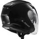 Gloss Black Infinity Helmet