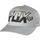 Gray Katch FlexFit Hat