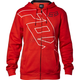 Flame Red Spyr Zip Hoody